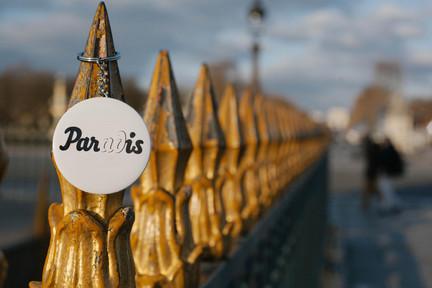 Paris, mon Paradis