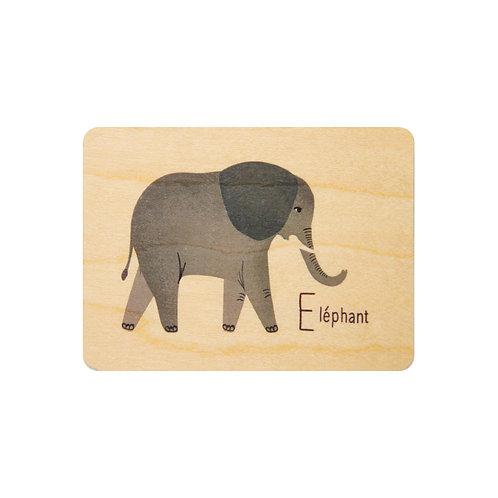 ABC éléphant