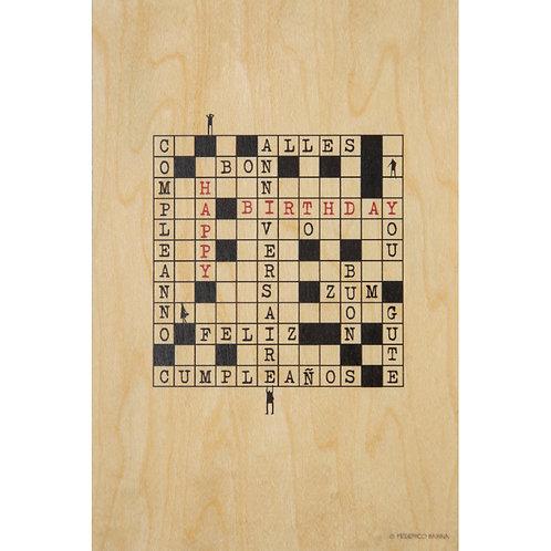 WOODHI - FB crosswords Birth