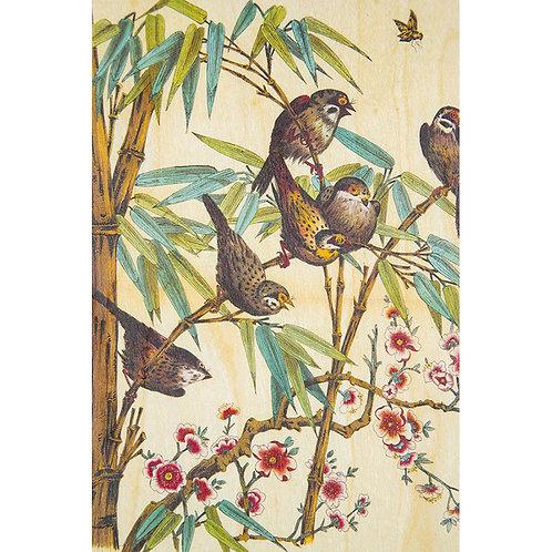 bnf birds on a branch