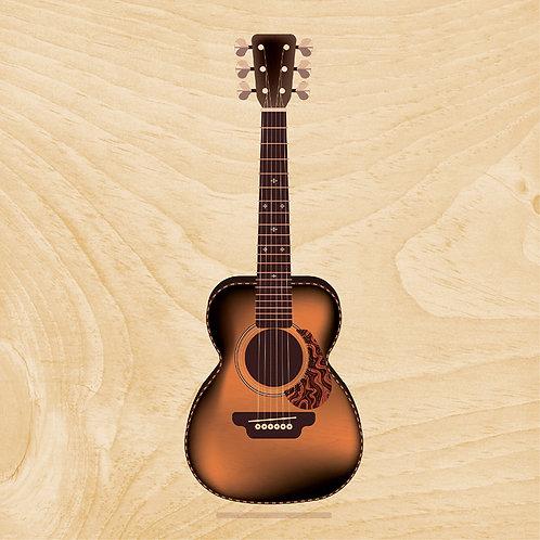 45T guitare