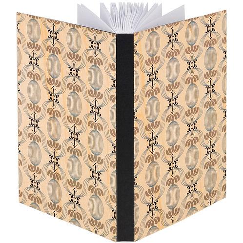 chinese lanterns notebook