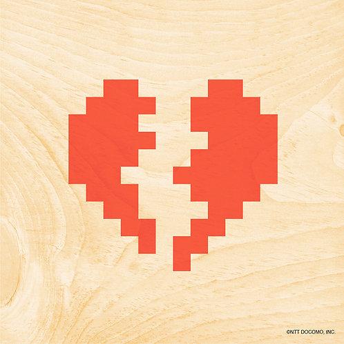 45T broken heart