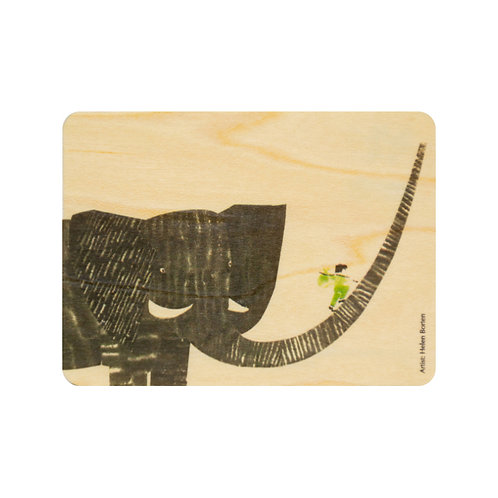 kids boy on elephant