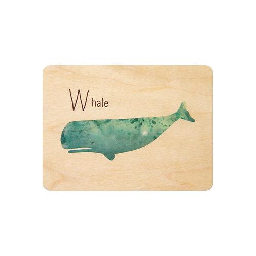 ABC whale