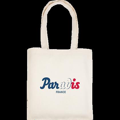 Tote bag Paradis France
