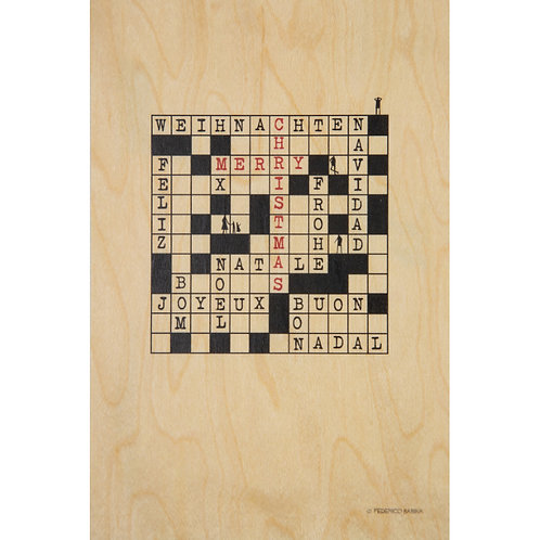 FB crosswords Xmas