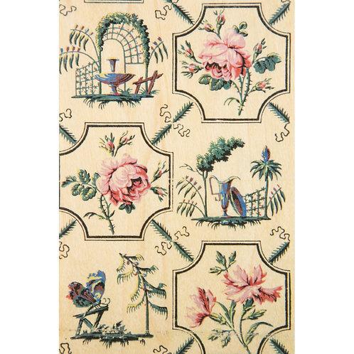 bnf papiers peints rose clair