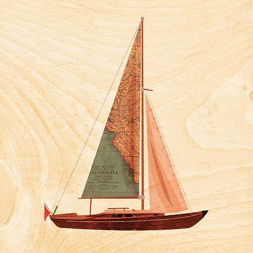 45T boat