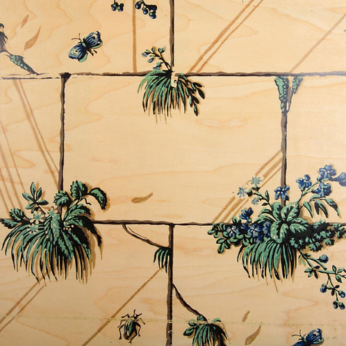 WOODHI - bnf papiers peints mur