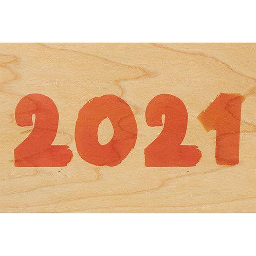2021 orange