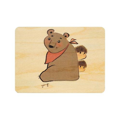 kids 3 bear