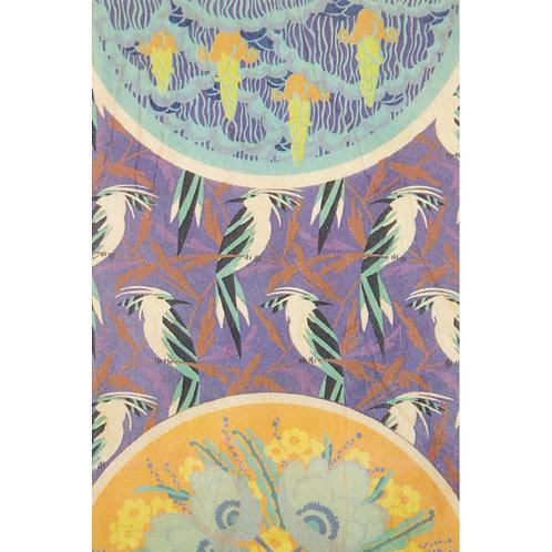 WOODHI - bnf motifs aigrettes