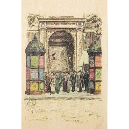 WOODHI - bnf potemont montmartre