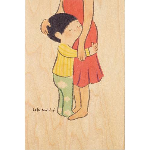WOODHI - hug