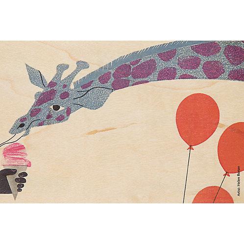 WOODHI - giraffe