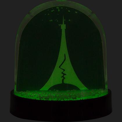 Boule Tour baiser phosphorescente/Glow in the dark