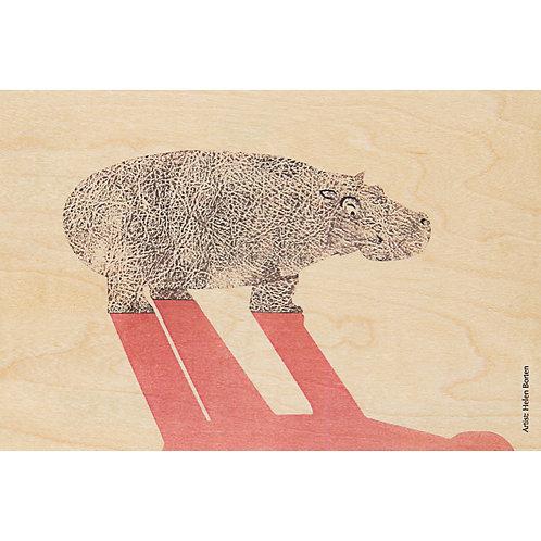 WOODHI - hippo