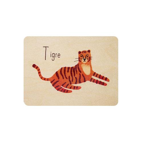 ABC tigre