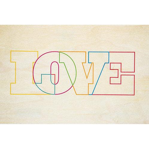love outline