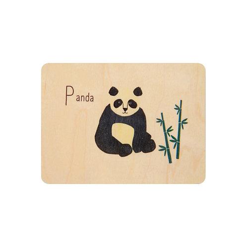 ABC panda