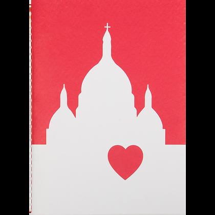 Cahier Sacré-Coeur A6