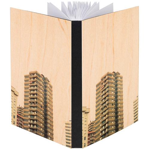 WOODHI - buildings notebook