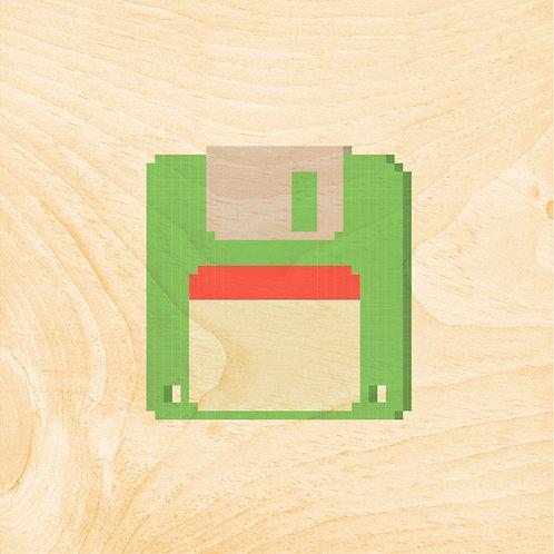 45T floppy