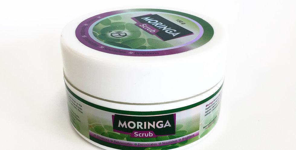 Moringa Scrub