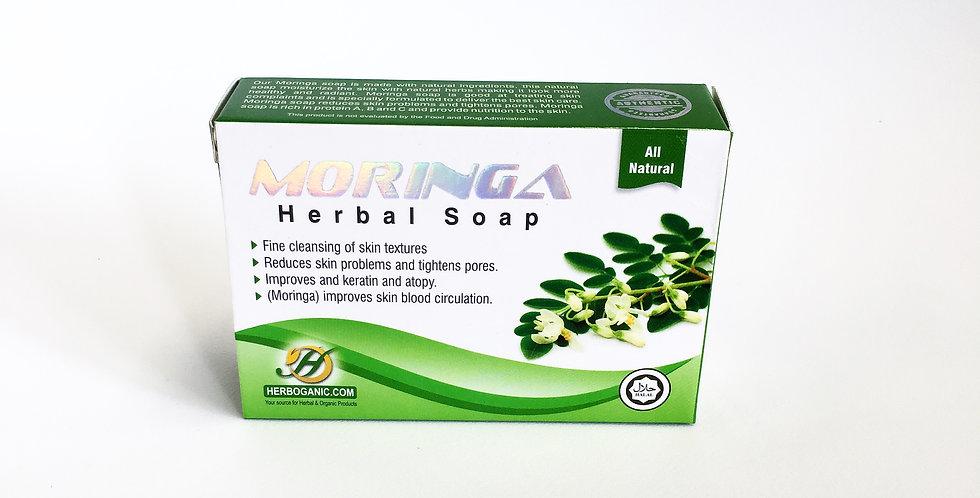 Moringa Herbal Soap