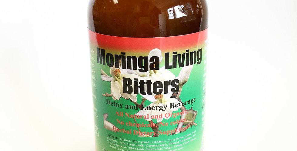 Moringa Living Bitter