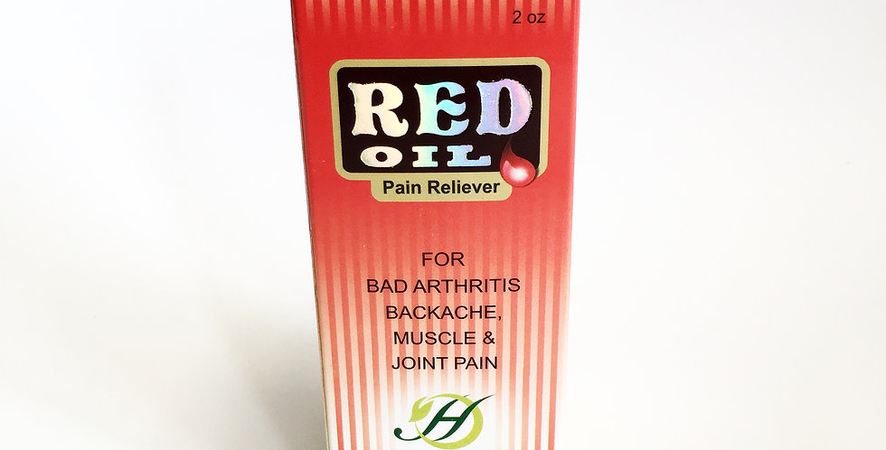 Red Oil Pain Reliever