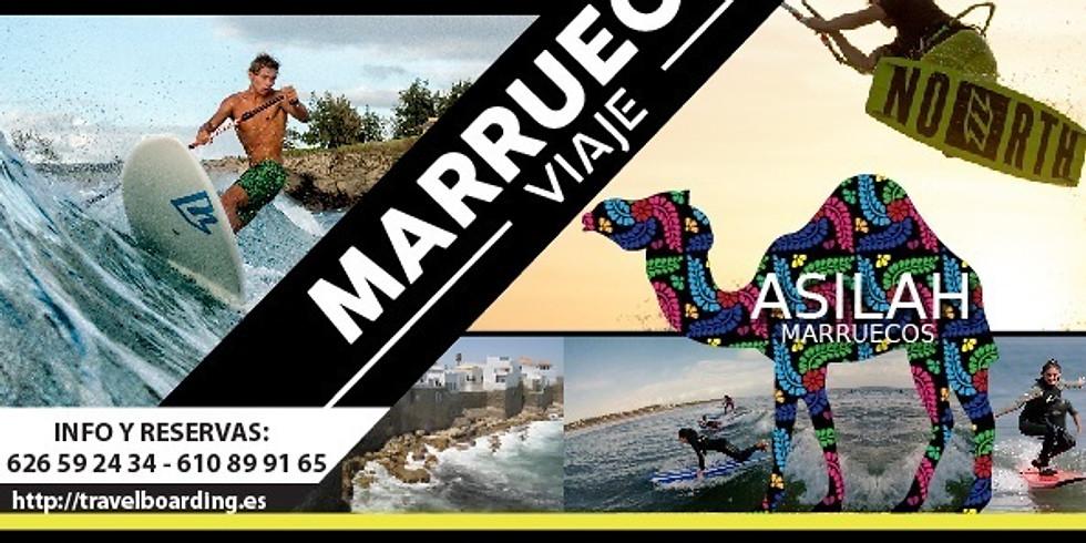 17ª EDICION KITE Y SURF TRIP MAROCCO 2019