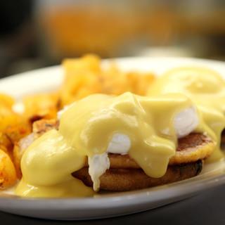 Daylight Eggs Benedict