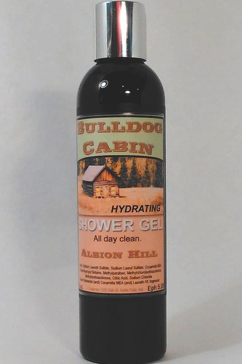 Bulldog Cabin Shower Gel
