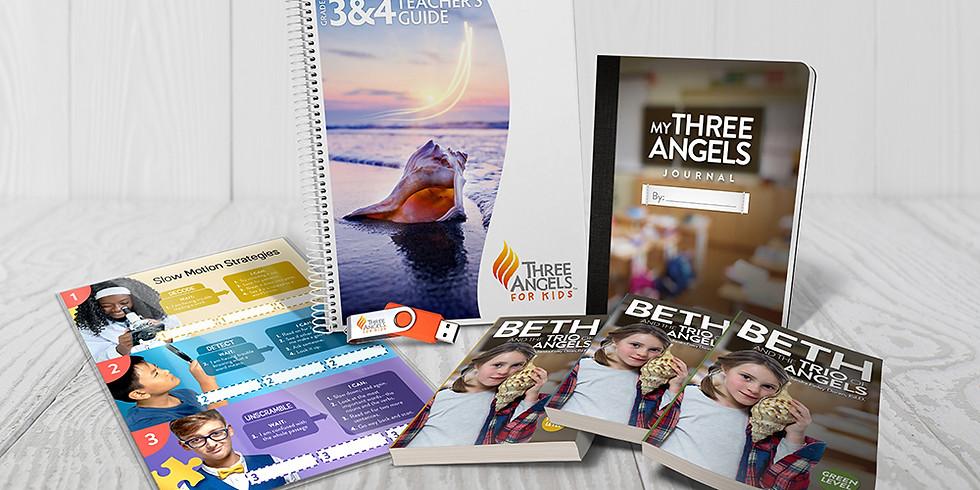 Grades 3-4 Three Angels Curriculum Training
