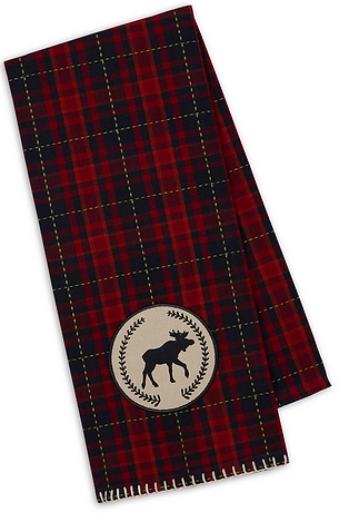 Moose Laurel Dishtowel
