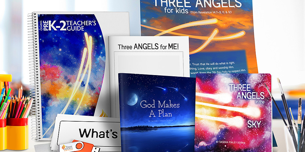 PreK-2 Three Angels Curriculum Training