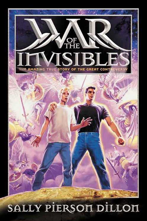 War of the Invisibles: The Amazing True Story of the Great Controversy