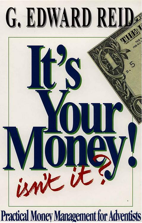 It's Your Money Isn't It?