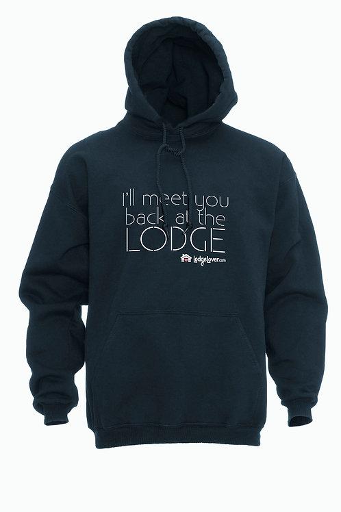 Meet You at the Lodge - Sweatshirt