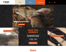 Shepherds of Wildlife Store