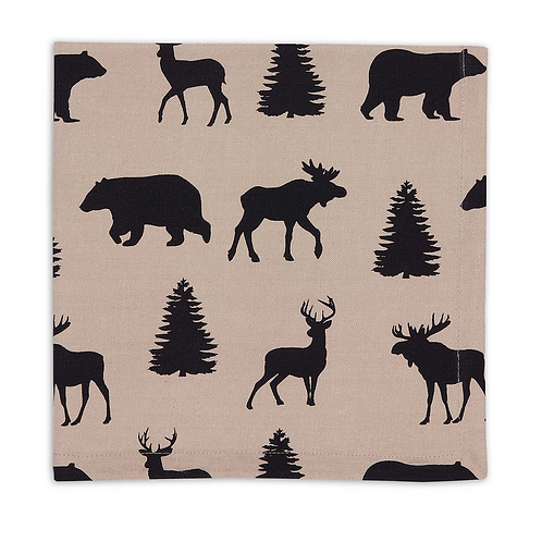 Big Game Cloth Napkin