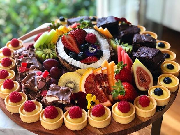 Dessert & Fruit Platter
