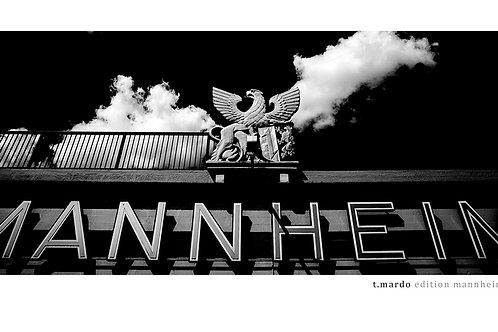 Postkarte Mannheim Stadteinfahrt _ PKMA_001