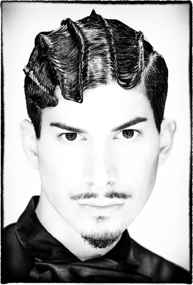 p.a.m. hairstyle
