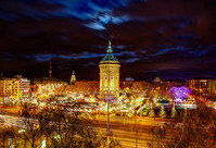 24 Wasserturm - Mannheim