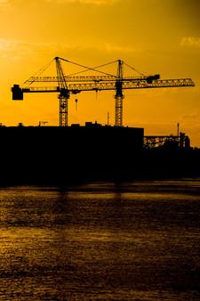 Abendimpression im Hafen