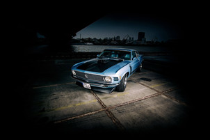 Ford Mustang 302 sportsroof 1970