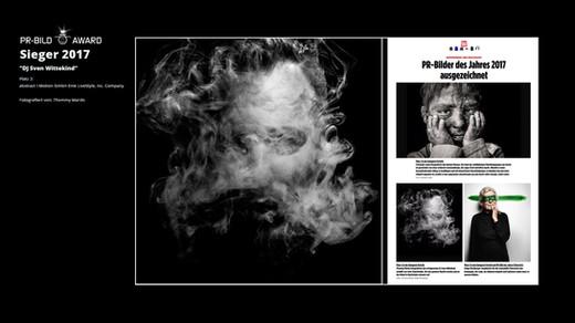 PR-AWARD 2017, dpa/obs Portrait, Platz 2